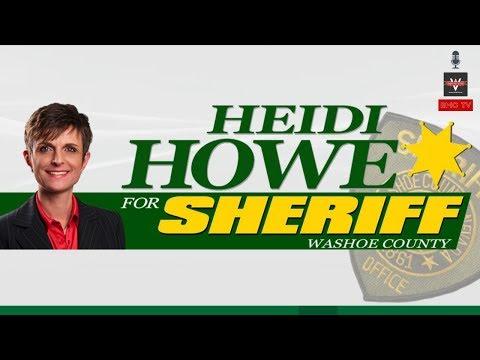 Heidi Howe for Washoe County Sheriff