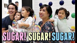 TALK ABOUT SUGAR HIGH! - October 05, 2017 -  ItsJudysLife Vlogs