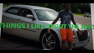 Things i like about my 210K Mile Chrysler 300C!!