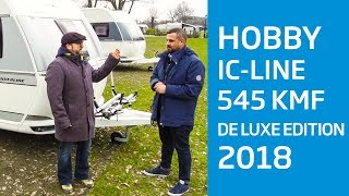 Hobby IC-LINE 545 KMF DE LUXE EDITION - Modell 2018