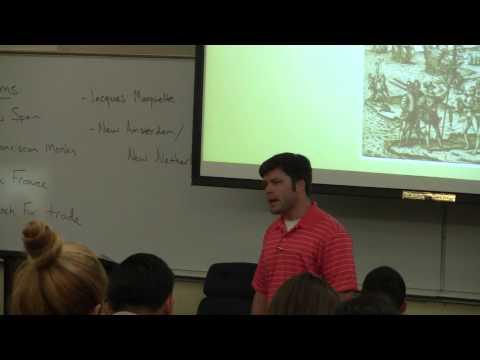 European Expansion Lecture