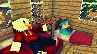 Minecraft ca Frații - AM CONSTRUIT CASA LUI GAMI!