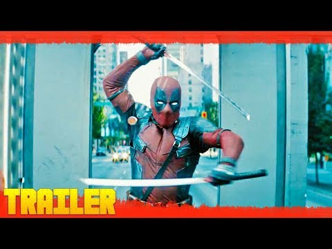 Deadpool 2 (2018) Marvel Nuevo Tráiler Oficial #4 Español