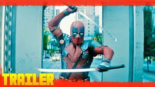 Deadpool 2 2018 Marvel Nuevo Tr iler Oficial 4 Espaol