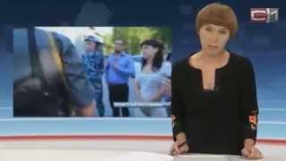 Перехват эфира канала С1 в Сургуте (14+) (взлом ТВ)