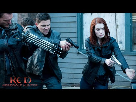 EP 3: RED: WEREWOLF HUNTER (2010) STARRING FELICIA DAY