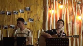 """Em của quá khứ - Hữu Vàng [Đêm nhạc """"Những ô cửa màu lam"""" - Xương Rồng Coffee & Acoustic]"""