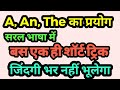 Articles in hindi