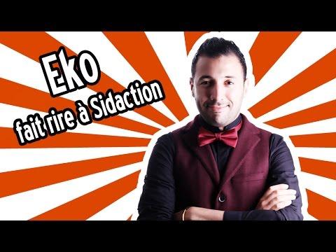 Eko fait rire à Sidaction | إيكو في سيداكسيون