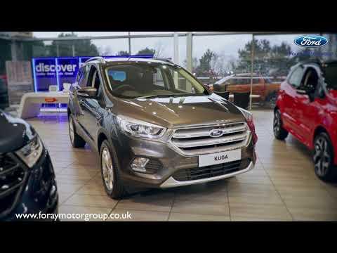 The Ford Kuga | Motability 2018 | Foray