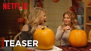 Fuller House   Halloween Teaser: Season 2   Netflix