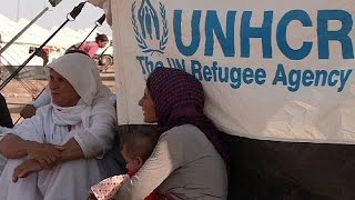Major UN aid airlift to northern Iraq underway