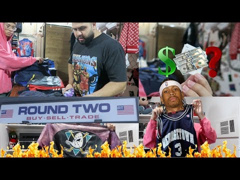 SELLING SESSIONS Ep. 7/Trip To The Thrift #35!!! Round Two Hollywood CASH OUT!!!