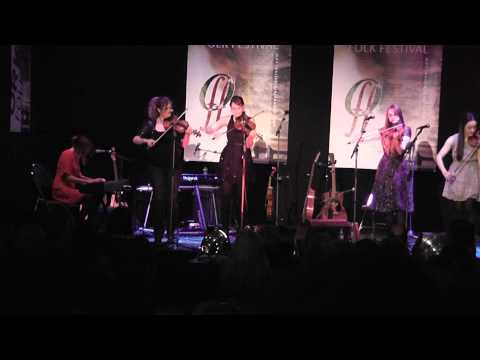 'Three Fishers' by Fara Live at Orkney Folk Festival '15