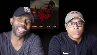 Uncle Murda | 50 Cent | 6ix9ine | Casanova - Get The Strap (REACTION!!!)