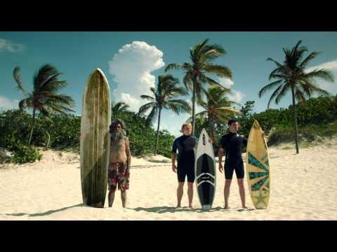 T-Mobile: Havaj - Surfař