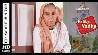 Balika Vadhu - बालिका वधु - 3rd October 2014 - Full Episode (HD)