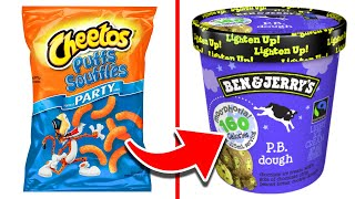 Top 10 Iconic Junk Foods