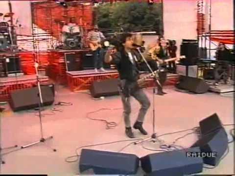 Balliamo Sul Mondo - Primo Maggio 1991 Luciano Ligabue