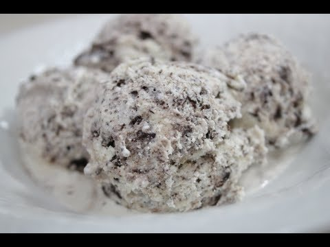The Best Cookies And Cream Ice Cream