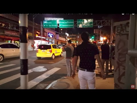 Medellin, Colombia: Nightlife in El Poblado and Carrera 70