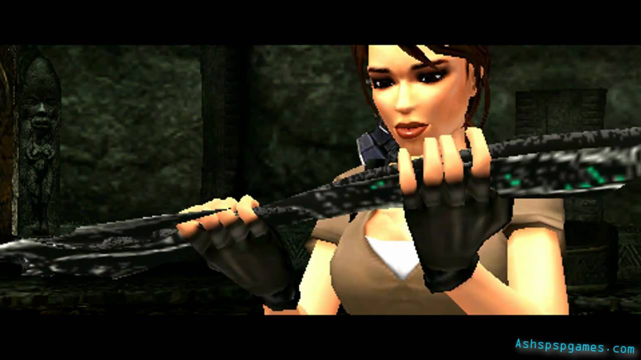 Lara Croft Tomb Raider Legend Psp 04 Ghana Pursuing James Rutland 2 2 Youtube