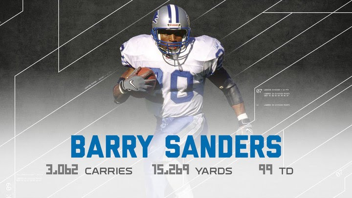 Image result for barry sanders