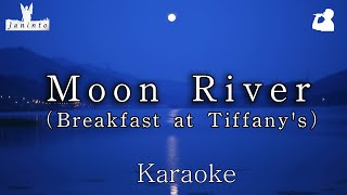 Moon River - Breakfast at Tiffany's (Karaoke/MR for Male Vocal, Most Beautiful Orchestra)