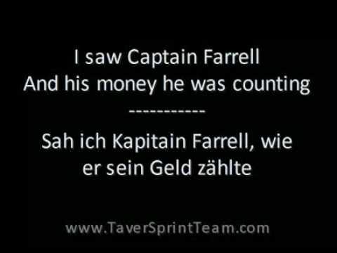 Metallica - Whiskey In The Jar (Lyrics in English & German/Deutsch)