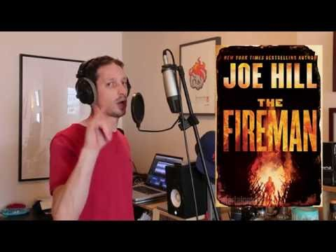 Rapped Book Review - The Fireman (Joe Hill)