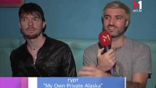M1 [TV] • Russie • My Own Private Alaska (MOPA)