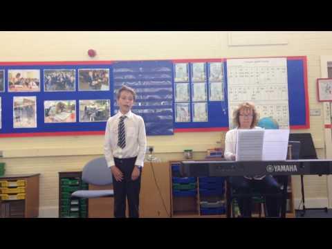 Thomas - Dalmatian Cradle Song 2016