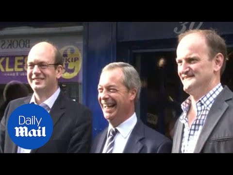 'We WILL win!' UKIP's Nigel Farage on next by-election - Daily Mail