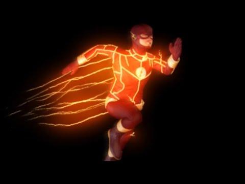 Future Flash (CGI Digital Double Progression)