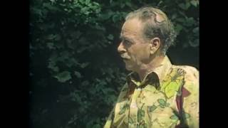 Marshall McLuhan 1970 - Television as mythic form with Tom Wolf
