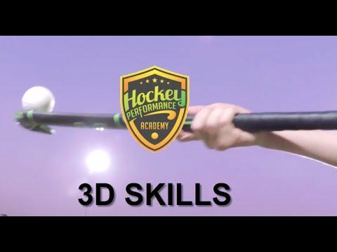 Field Hockey Skills | How to do 3D skills