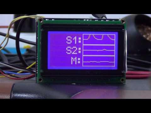 Simultaneous PI detector + Magnetometer