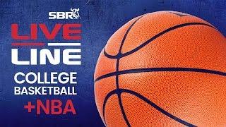 North Carolina vs NC State + Rockets vs Jazz In-Game Betting Picks & Odds Analysis | Live Line