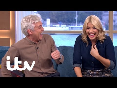 ITV Daytime | When the Laughter Starts It Doesn't Stop! | IT
