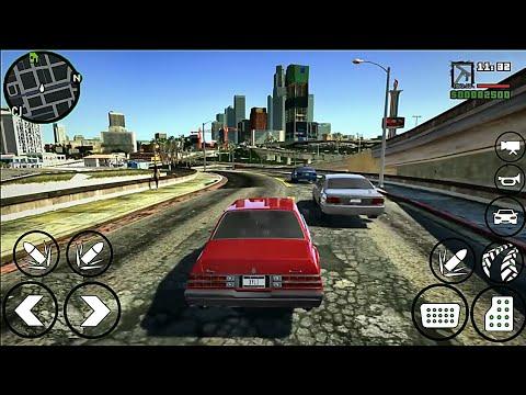 новая графика для GTA San Andreas (iOS, Android),игры на прокачку,GTA San Andreas на прокачку.