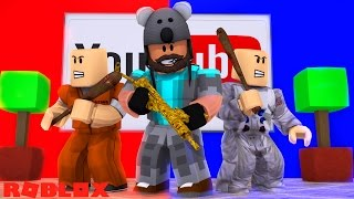 PICK A SIDE KILLING SPREE!! | ROBLOX