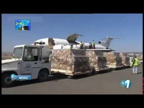 Télé Djibouti Chaine Youtube : JT Anglais du 26/11/2017
