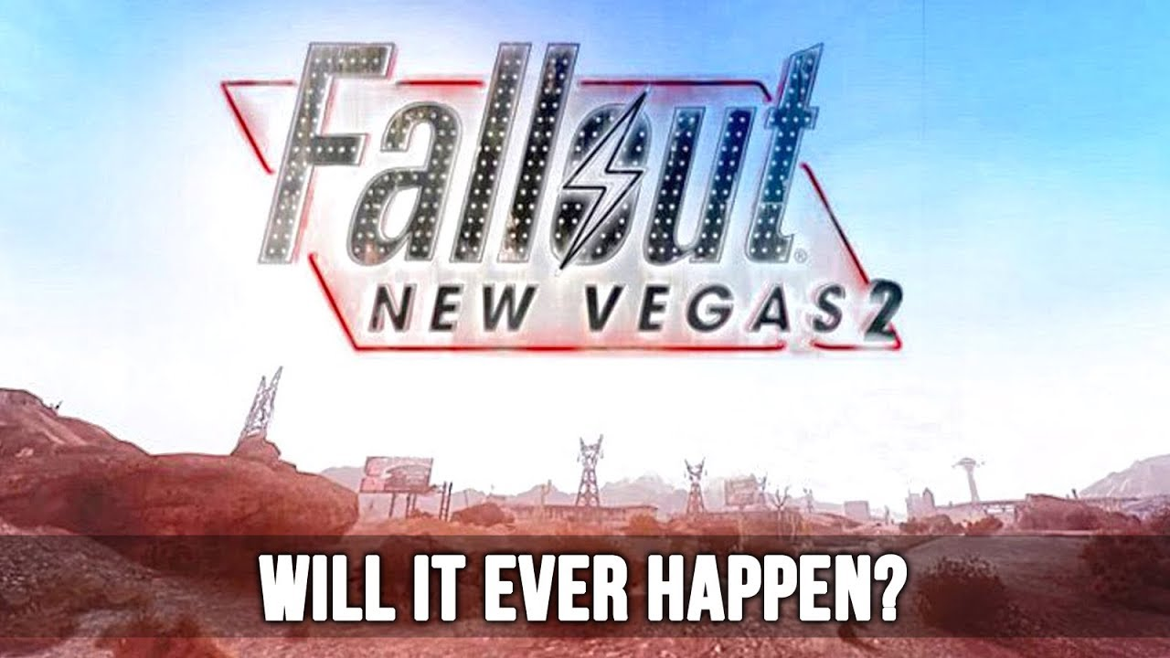 Fallout NEW VEGAS 2 – Todd CONFIRMS that 'It will likely NEVER Happen'