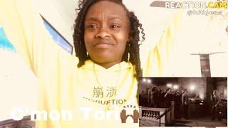 Tori Kelly - Never Alone ft. Kirk Franklin (Live) ft Kirk Franklin (REACTION)