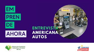 ENTREVISTA AMERICA AUTOS