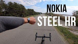 NOKIA STEEL HR | Обзор умных часов от Nokia. Стоят ли они 180 евро? И при чем тут Withings?