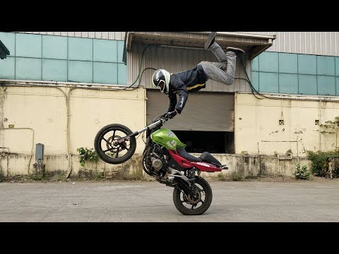 India's No 1 Stunt Rider - Sachin Rider Boy