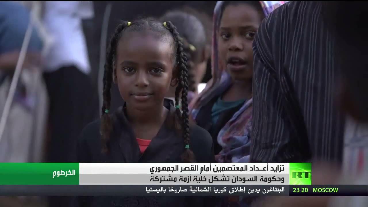 تزايد أعداد المشاركين باعتصام الخرطوم  - نشر قبل 2 ساعة