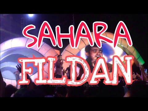 FILDAN d'academy - SAHARA (LIVE JOGJA)