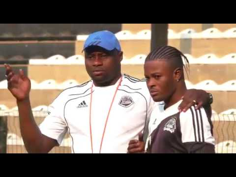 07.08.2017::RESUMPTION OF TP MAZEMBE TRAINING AFTER SACRE D1